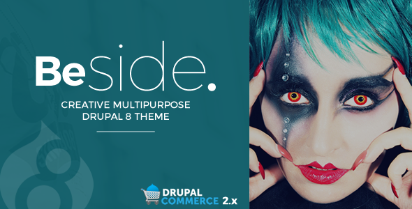 Drupal Beside Theme