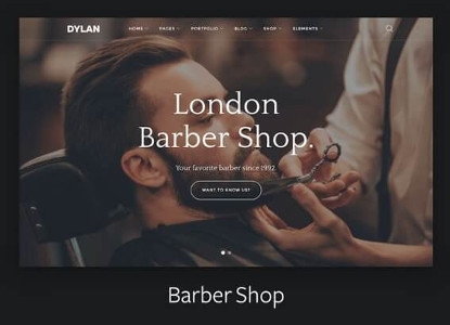 Dylan Barber Shop