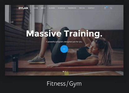 Dylan Fitness