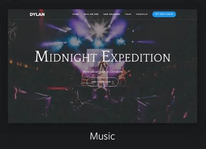 Dylan Music