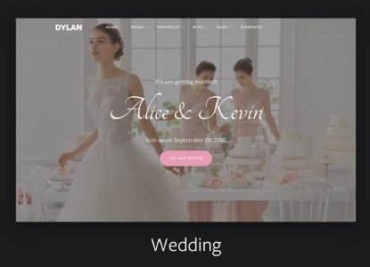 Dylan Wedding