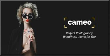 WordPress Cameo Theme