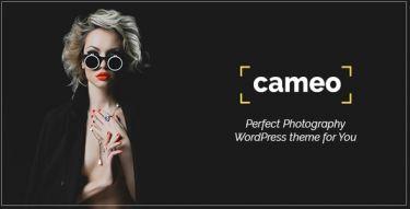 WordPress Cameo Theme