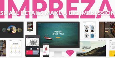 WordPress Impreza Theme