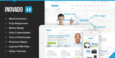 WordPress Inovado Theme