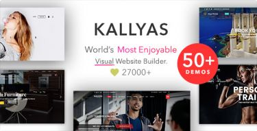 WordPress Kallyas Theme