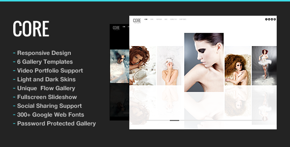 WordPress Core Theme