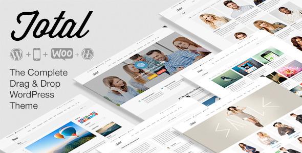 WordPress Total Theme